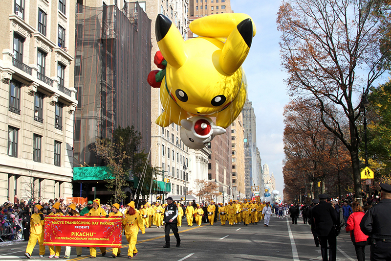 Macys 2015 Thanksgiving Day Parade